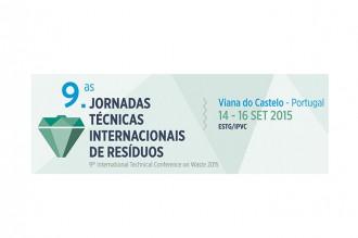 9º Jornadas Técnicas Internacionales de Residuos / Wastes 2015
