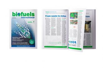 Magazine Biofuels International - Mars 2017