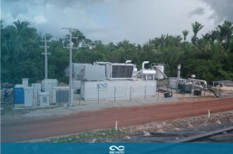 ENC Energy Brazil - Inauguration of Maranhão Plant