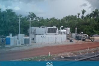 ENC Energy Brasil - Inauguración de la planta de Maranhão