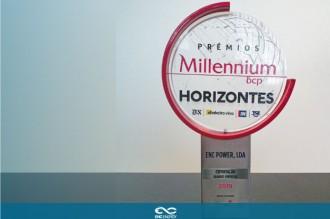 ENC Power - Prémios Millennium Horizontes
