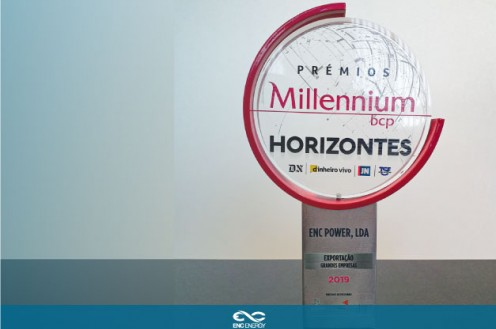 ENC Power - Millennium Horizons Awards