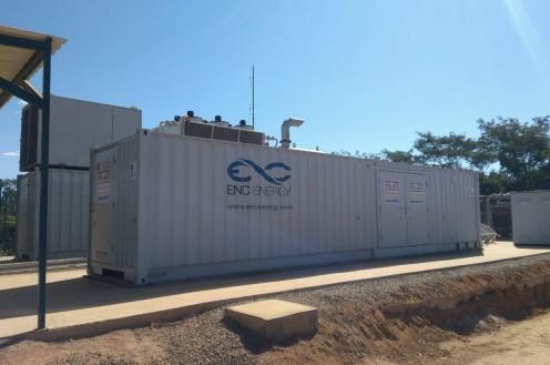 Inauguration de l'usine de valorisation énergétique de Vale do Aço