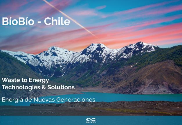 Primer Proyecto ENC Energy en Chile próximo a entrar en operación