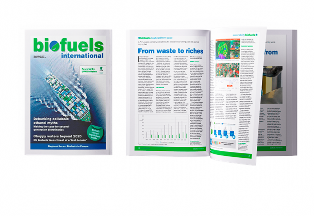 Revista Biofuels International - março 2017