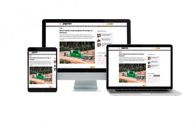 Online Article - ENC Energy on Jornal de Negócios