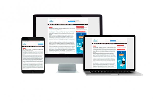 Artigo Online - ENC Energy no Jornal o Maranhense
