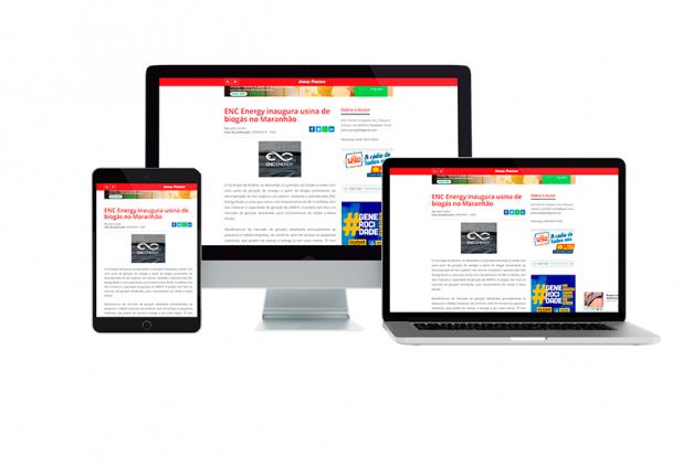 Artigo Online - ENC Energy no Jornal Pequeno