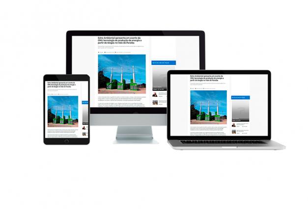 Online Article  - ENC Energy on Jornal Agora Vale
